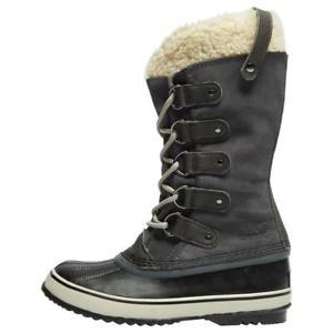 【送料無料】キャンプ用品 ブーツグレーソレールジョアン sorel joan of arctic women's shearling boots grey