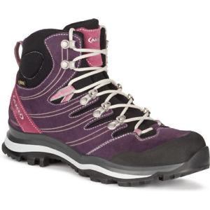 【送料無料】キャンプ用品 ブーツアルテラレディースウォーキングブートバイオレットストロベリーサイズaku boots altera gtx womens walking boot violet strawberry all sizes