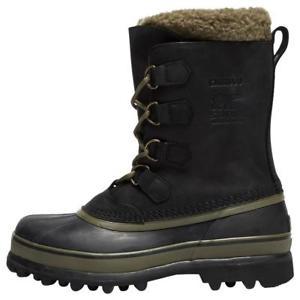 【送料無料】キャンプ用品 ソレールメンズブーツ sorel caribou wl men's leather waterproof boots