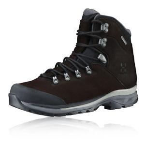 【送料無料】キャンプ用品 オキソメンズブラウングレーゴアテックスウォーキングハイキングブーツhaglofs oxo mens brown grey waterproof gore tex walking hiking boots