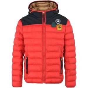 【送料無料】キャンプ用品 メンズジャケットコートスパークリングレッドサイズ