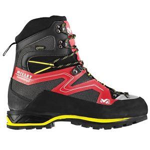 【送料無料】キャンプ用品 キビウォーキングブーツメンズmillet grepon walking boots mens gents laces fastened ventilated water repellent