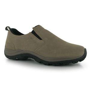 【送料無料】キャンプ用品 メンズウォーキングシューズダイナソールスリップkarrimor mens gents moc walking shoe elasticated dyna sole outside slip on