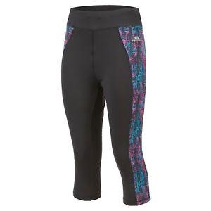 【送料無料】キャンプ用品 トレスパスレディースアクティブスパッツtrespass womensladies nixie 34 active leggings tp3226