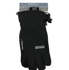 【送料無料】キャンプ用品 メンズロビンソンウォームtrekmates mens robinson glove waterproof warm
