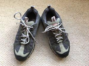【送料無料】キャンプ用品 レディースウォーキングシューズサイズグレーkarrimor ladies walking shoes, size uk 5, eu 38, grey