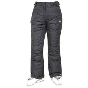 【送料無料】キャンプ用品 トレスパスレディースサルタスキーズボンtrespass womensladies salta waterproof ski trousers tp3974