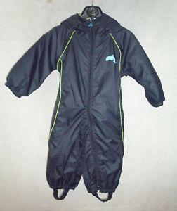 【送料無料】キャンプ用品 ターゲットサイズヶエスキモースーツtarget dry childs eskimo suit in navy size 612 months
