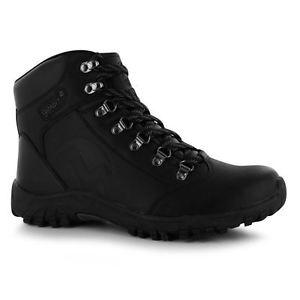 【送料無料】キャンプ用品 メンズウォーキングブーツシューレースgelert mens gents leather walking boots laces fastened shoes outside