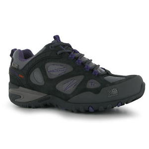 【送料無料】キャンプ用品 リッジイベントレディースウォーキングランニングシューズトレーナーkarrimor ridge event womens walking running shoes trainer brand