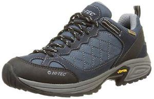 【送料無料】キャンプ用品 テックレディースハイキングウォーキングシューズサイズhitec cosmic wp ladies hiking walking shoes sizes uk 75 and uk 7