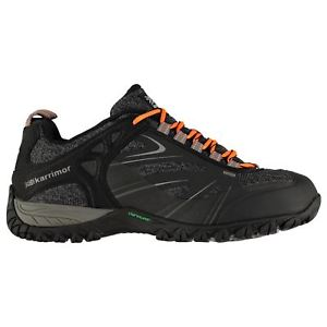 【送料無料】キャンプ用品 マルバーンウォーキングシューズメンズkarrimor malvern walking shoes mens gents non water repellent laces fastened