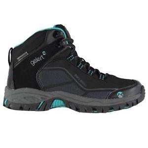 【送料無料】キャンプ用品 レディースウォーキングブーツレースアップパッドgelert womens softshell walking boots shoes lace up breathable waterproof padded