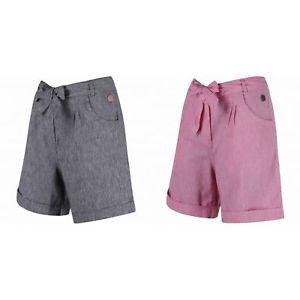 【送料無料】キャンプ用品 レガッタレディースレディースパンregatta womensladies samarah shorts rg3313