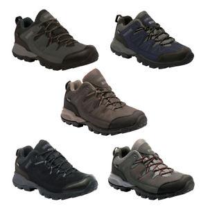 【送料無料】キャンプ用品 レガッタメンズローライトウォーキングシューズregatta mens holcombe low light waterproof breathable walking shoes