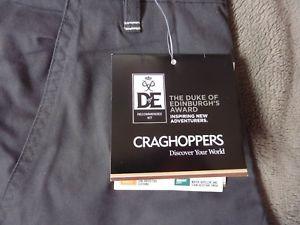 【送料無料】キャンプ用品 ズボンデュークエジンバラmens craghoppers terrain trousers  w 30r duke of edinburghs award bnwt