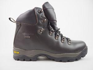 【送料無料】キャンプ用品 メンズブラウンウォーキングハイキングブーツmens karrimor ksb orkney 5 wtx brown walking hiking weathertite boots uk 8 85