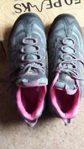【送料無料】キャンプ用品 テックペンリスレディースハイキングウォーキングシューズサイズイギリスhitec penrith low wp ladies hiking walking shoes size 7 uk 40 eu