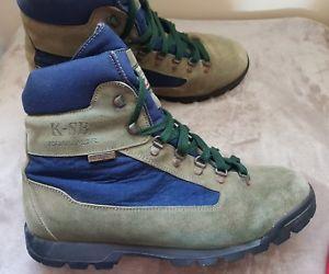 【送料無料】キャンプ用品 メンズウォーキングブーツサイズgarmont mens walking mountaineering boots uk size 12