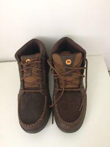 【送料無料】キャンプ用品 メンズウォーキングmens merrell uk 85 waterproof walking boot