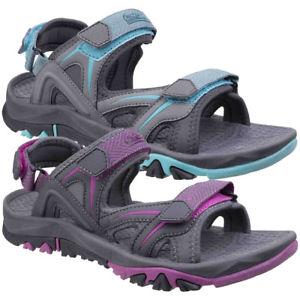【送料無料】キャンプ用品 コッツウォルドレディースレディースカジュアルサンダルウォーキングcotswold womensladies swinbrook womens casual walking sandals