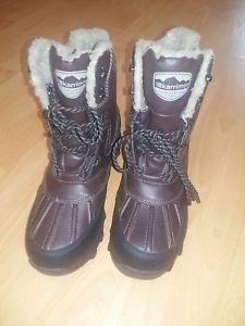 【送料無料】キャンプ用品 ブートkarrimor weathertite boots used once