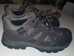 【送料無料】キャンプ用品 ピーターストームスエードアドベンチャーブラウンハイキングクールマックスブーツpeter storm suede adventure brown hiking waterproof coolmax shoes boots uk 6