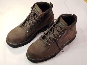 【送料無料】キャンプ用品 ウォーキングハイキングレザーブーツブラウンsketchers walking hiking leather boots brown uk 14 vgc see notes below