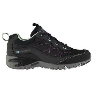 【送料無料】キャンプ用品 レディースウォーキングシューズkarrimor corrie ladies water repellent walking shoes