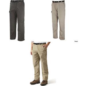 【送料無料】キャンプ用品 クラシックキーウィメンズパンツウォーキングcraghoppers classic kiwi mens walking trousers