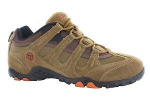 【送料無料】キャンプ用品 クアドラシックメンズハイキングブーツブラウントレーナーウォーキングhitec quadra classic mens hiking boots walking waterproof brown trainers