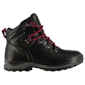 【送料無料】キャンプ用品 ウォーキングブーツハイキングシューズkarrimor kids skido childs walking boot water resistant lace up hiking shoes