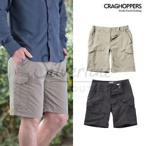 【送料無料】キャンプ用品 カーゴショートパンツcraghoppers nosilife cargo shorts