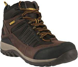 【送料無料】キャンプ用品 ブーツブラウンスチールトゥーキャップブートサイズmens dewalt arlington sb sra safety boot brown steel toe cap boot size12 uk