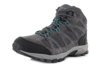 【送料無料】キャンプ用品 ハイテックアルトミッドメンズウォーキングブーツチャコールプロイセンhi tec alto mid waterproof mens walking boots charcoal prussian
