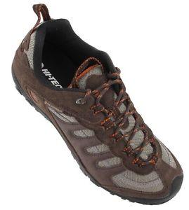 【送料無料】キャンプ用品 ペンリスローメンズウォーキングハイキングシューズスエードhitec hitec penrith low mens walking hiking shoes waterproof suede durable