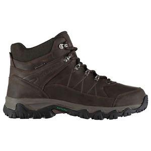 【送料無料】キャンプ用品 デールミッドウォーキングブーツメンズkarrimor dales mid water repellent walking boots mens gents ventilated leather