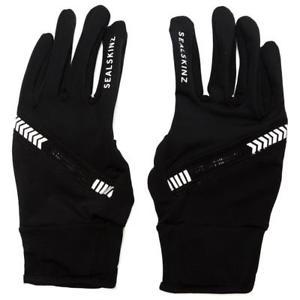 【送料無料】キャンプ用品 ハロー sealskinz halo running gloves
