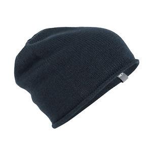 【送料無料】キャンプ用品 ウォーミングアップクラッシュカジュアルニットキャップicebreaker crush beanie casual knitted cap in beanie form merinomischung