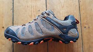 【送料無料】キャンプ用品 メンズウォーキングアプローチシューズmerrell mens walkingapproach shoe