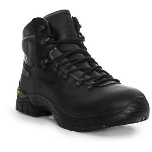 【送料無料】キャンプ用品 ウォーカートレスパスウォーキングブーツtrespass boys walker waterproof breathable leather walking boots