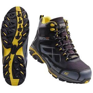 【送料無料】キャンプ用品 レガッタメンズハイカーブーツregatta mens prime hardwear waterproof softshell s3 safety hiker bootshoe uk 8