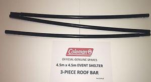 【送料無料】キャンプ用品 コールマンイベント15フィートx 15フィートgenuine coleman event shelter spare poles replacement roof part 15ft x 15ft