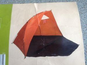 【送料無料】キャンプ用品 ペットスポーツオレンジ beach shelter,wind break,festival pet sport shelter orange