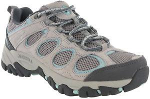 【送料無料】キャンプ用品 ベンチレータハイキングウォーキングカジュアルメッシュトレーナーmerrell hilltop ventilator ice womens hiking walking casual mesh trainers shoes