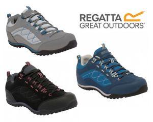 【送料無料】キャンプ用品 レガッタレディレディースウォーキングシューズregatta lady eastmoor low womens waterproof breathable walking shoes