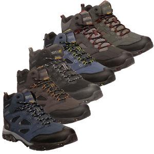 【送料無料】キャンプ用品 レガッタメンズファブリックウォーキングブーツregatta mens holocombe iep mid isotex waterproof fabric walking boots