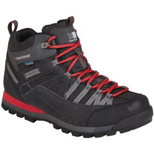 【送料無料】キャンプ用品 メンズスパイクミッドファブリックウォーキングブーツkarrimor mens spike mid 3 weathertite durable fabric walking boots