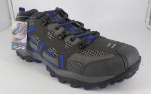 【送料無料】キャンプ用品 メンズウォーキンググレーサイズmountainlife mens walking lynx shoes grey size uk 12 eu 46 nh09 03