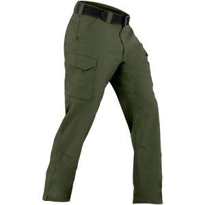 【送料無料】キャンプ用品 メンズスペシャリストパンツズボングリーンfirst tactical mens specialist pants military combat ripstop trousers od green